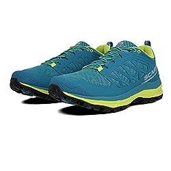 commercial SCARPA Proton XT Trail Trainer – 7 – Blue scarpa proton trail running shoe