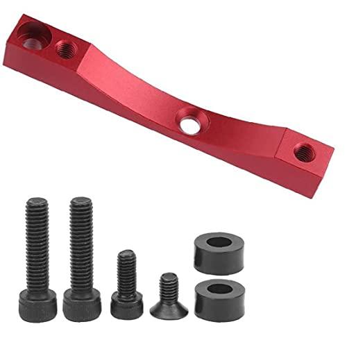 Hainice Adaptador Adaptador de Montaje de Frenos Aceite Base Vespa Accesorio para Discos de Pinza de Freno para Frenos Vespa M365 Adaptador de Red