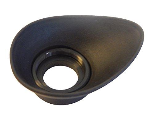 vhbw Copa óptica para el Visor 19mm para cámara Nikon FM3A, FM2, FA, FE2, F3, F3AF, FM, FE, F2, F y Nikkormat.
