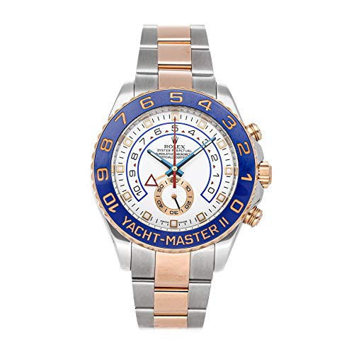 Rolex Yacht-Master II Mechanical (Automatic) White Dial Mens Watch 116681 (Certified Pre-Owned)