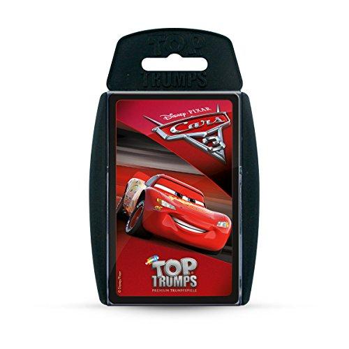 Winning Moves win62790Top Trumps: Disney Cars 3, Gioco di Carte