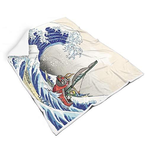 YxueSond The Tagesdecke Super SoftCozy Lightweight Durable Sofadecke/Überwurfdecke Decke White 130x150cm