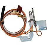 100109295 - Upgraded Replacement for AO Smith Water Heater Pilot Assembly Ignitor NAT 190 Deg