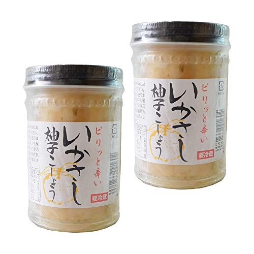 竹下商店『いかさし柚子こしょう』