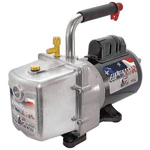 Vacuum pump, eliminator, deep vacuum, 115V, 1/2 HP, 6 CFM - HVAC