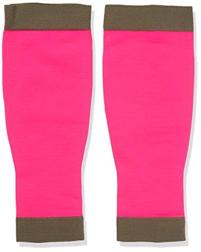 Result Spiro Calf Sleeves, Legging de Sport Homme, Rose (Pin/gry S290XPKGYMD), M