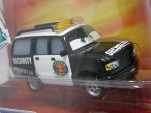 Disney Pixar CARS Movie 155 Die Cast Car Oversized Vehicle Richard Kensington Security Van product image