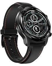 TicWatch Pro 3 GPS Smartwatch dla mężczyzn i kobiet, Wear OS by Google, dwuwarstwowy wyświetlacz 2.0, długa żywotność baterii