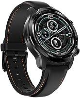 TicWatch Pro 3 GPS Smartwatch dla mężczyzn i kobiet, Wear OS by Google, dwuwarstwowy wyświetlacz 2.0, długa żywotność...