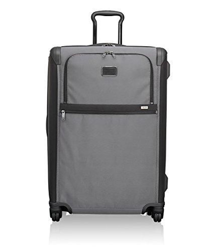 [トゥミ] スーツケース 公式 正規品 TUMI ALPHA 2 Discon ミディアムトリップ・エクスパンド・4ウィール・パッキングケース 保証付 98L 7.8kg PEWTER