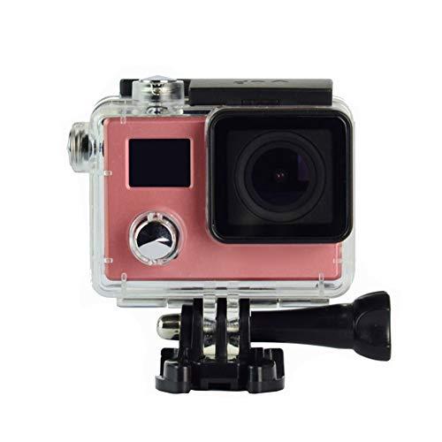 CYYMY Action Cam 1080p,Hyper Stabilizzazione Videocamera, Anti Shake Elettronico,Supporta Le Riprese Time Lapse,Fotocamera Impermeabile,per Nuoto,Surf E Immersioni, ECC,1