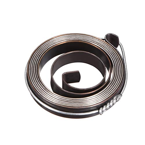 Read About uxcell Drill Press Return Spring, Quill Spring Feed Return Coil Spring Assembly, 3.3Ft Lo...