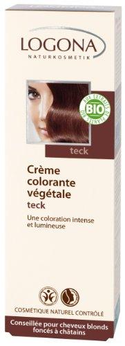 Logona - 1009Teck - Crèmes Colorantes - Teck - 150 ml