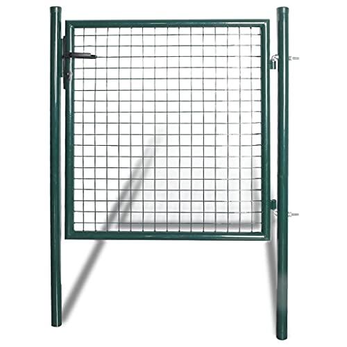 vidaXL -   Einzeltor 100x150cm