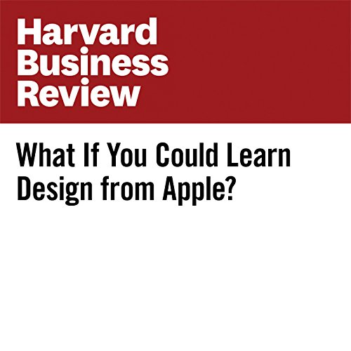 What If You Could Learn Design from Apple? cover art