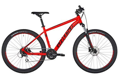 Ghost Kato 2.7 AL U 27.5R Mountain Bike 2019 (XXS/32cm, Riot Red/Night Black)