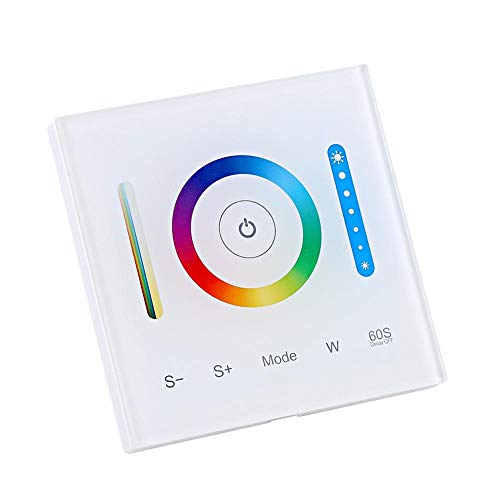 Miboxer Touch Panel Led Controller Voor Rgb/Rgbw/Rgb + Cct Color Changing Strip Light.