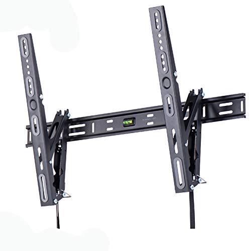 Amazon Basics - Soporte de pared basculante y elevador de perfil bajo, para televisión, de 127 a 215,9 cm (50-85'), gama Performance