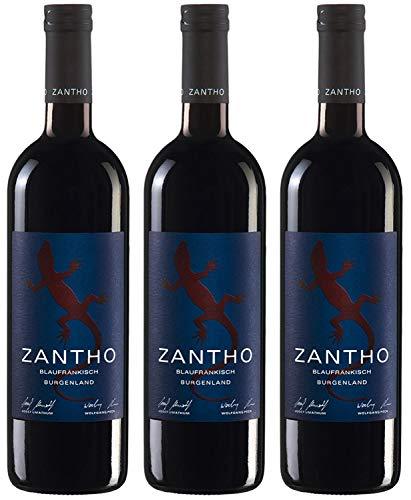 Zantho Blaufränkisch 2017 trocken (3 x 0.75 l)