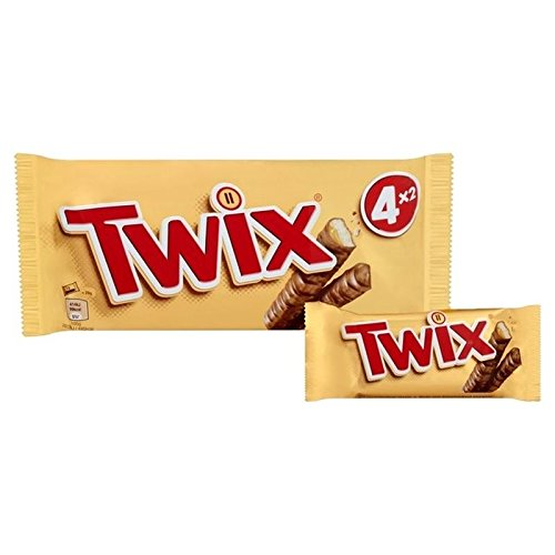 Twix 4 X 40G - Paquet de 6