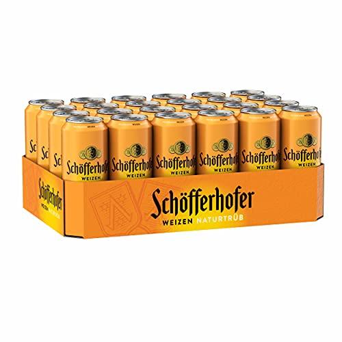 Schöfferhofer Weizen Naturtrüb, EINWEG...