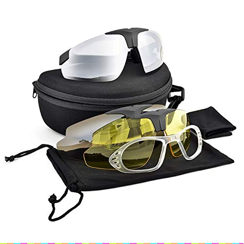 Gafas tácticas de protección UV400Daisy...