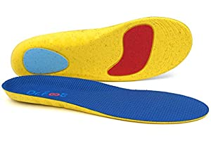 Dr. Foot's Athletic Shoes Insoles