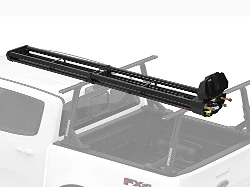 YAKIMA, DoubleHaul Rooftop Fly Rod Carrier, Carries 4 Fully-Rigged Fly Rods