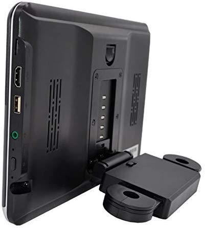 41zqamufJrL. SL500  - A10 coche universal Full HD pulgadas Android 6.0 10.1 del asiento trasero del coche del receptor de radio MP5, soporte del espejo Enlace / Wi-Fi / FM, soporte del espejo Enlace, sin DVD de reproducció