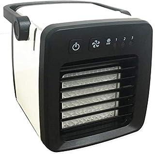 Portátil de pequeño refrigerador de aire acondicionado móvil en fresco enfriador de aire de verano, USB personal móvil de aire acondicionado de refrigeración del ventilador humidificador, la circulaci
