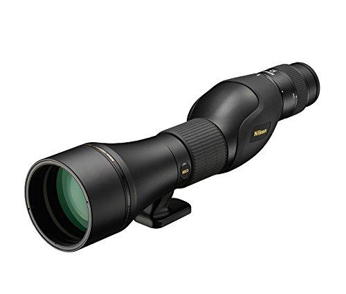 Nikon Monarch 82ED-S Negro - Telescopio (1 m, Negro, 103 mm, 1650 mm, 124 mm, 3,25 kg)