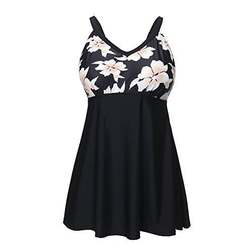 Lover-Beauty Tankini Bikini Bademode Badeanzug Bade Anzug | Badeanzug Bademode Swimwear Swimsuits