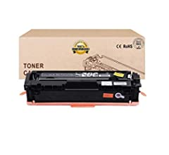 Compatible Toner Cartridges Replacement for Canon CRG-731 Toner Cartridge for Canon LBP7100 7110CW MF8210CN 8280 Toner,4colors