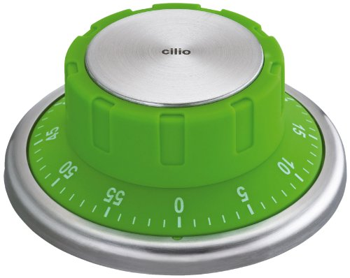 Cilio Coffre-Fort Timer Vert