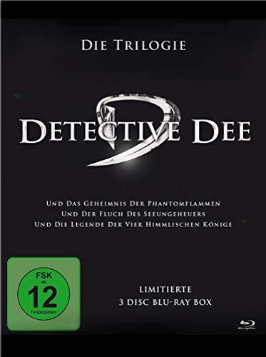 Detective Dee - Die Trilogie [Blu-ray]