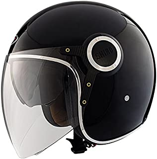 M Shiro Casque SH62 BETTY BOOM Noir