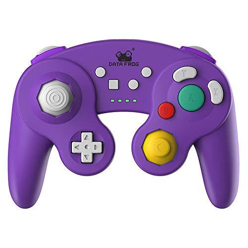 YOREN Neues Kabelloses Bluetooth-Gamepad Kabelgebundener Gaming-Joystick PC-Gamecontroller Gaming-Pad-Controller Kompatibel mit Switch/PC/TV-Box / PS3 / Android