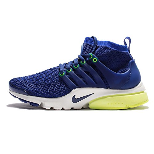 Nike Womens air Presto Flyknit Ultra Running Trainers 835738 Sneakers Shoes (US 7, deep Royal Blue Summit White 401)