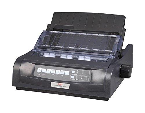 %12 OFF! OKI Printers ML420N BLACK 120V ( 91909704 )