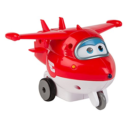 Super Wings ColorBaby Figurine Transformable Jett