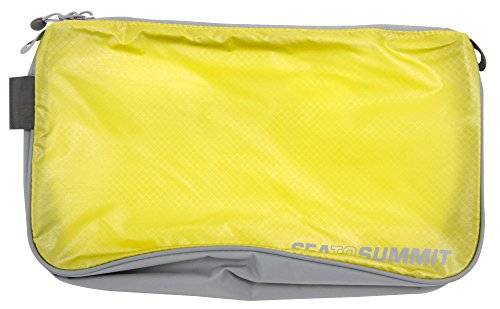 Sea To Summit Zie Pouch Medium Lime/Grey