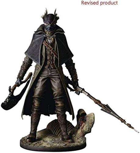YQYW Bloodborne The Old Hunters Hunter 1/6 Scale Statue 12inch Anime Figura