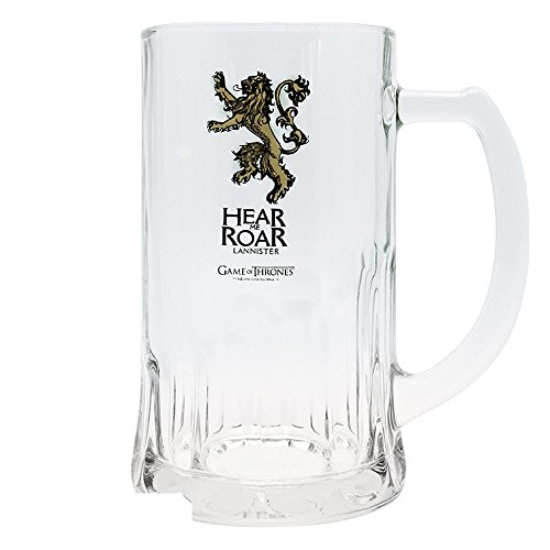 Game of Thrones, Hear Me Roar, tv-serie, bierpul 500 ml