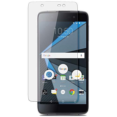 disGuard Schutzfolie für BlackBerry DTEK50 [3 Stück] Entspiegelnde Bildschirmschutzfolie, MATT, Glasfolie, Panzerglas-Folie, Bildschirmschutz, Hoher Festigkeitgrad, Glasschutz, Anti-Reflex