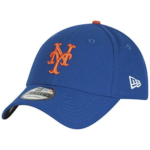 New Era Herren 9Forty New York Mets Kappe, Blau, OSFA