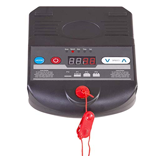 Elektrisches Laufband mit Haltegeländer Bild 5*