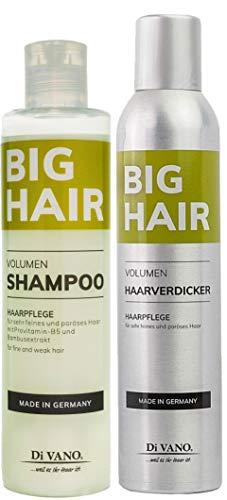 BIG HAIR Haarverdicker + Volumen-Shampoo Bundle