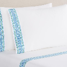 Lilly Pulitzer Shell of a Time Organic Sheet Set | Pottery Barn