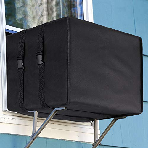 Window Air Conditioner Covers for Winter, AC Unit Covers Outside 21.5W x 15H x 16D inches