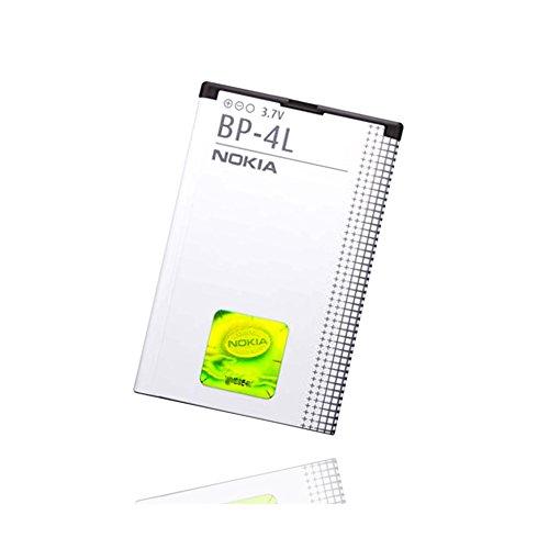 ORIGINAL Akku accu Batterie battery für Nokia 6650f, 6760s, E52, E55, E61i, E71, E72, E90, N810 Internet Tablet, N97-1500mAh - Li-Ionen - (BP-4L)